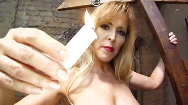 Doble vaginal con la mejor checa Silvie Delux pillados follando camara escondida